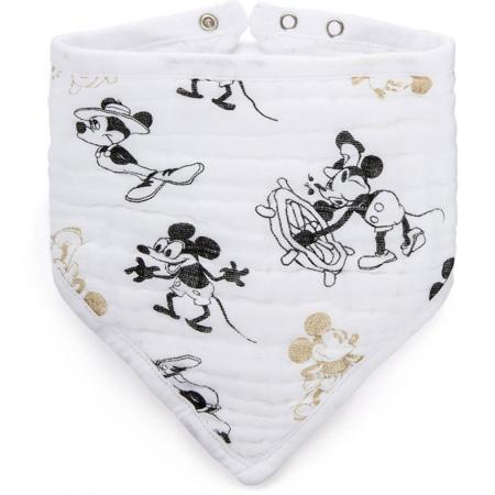 Slika za Aden+Anais® Bombažni slinček Disney Mickey's 90th