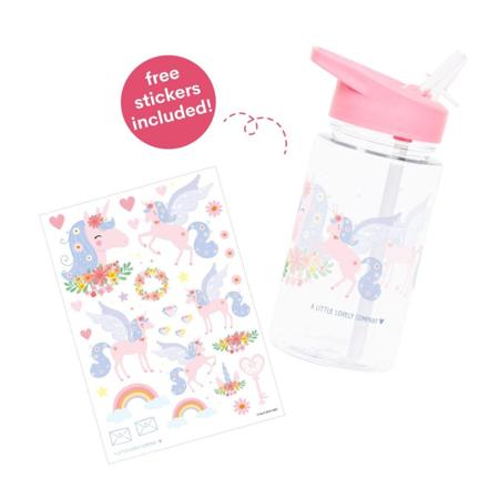 A Little Lovely Company® Bočica za piće Unicorn