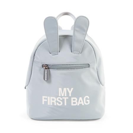 Slika za Childhome® Dječji ruksak My First Bag Grey